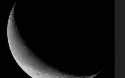 A Waning Prayer & Requiem for the Moon