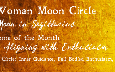 Align with Your Enthusiasm: The New Moon (Inquiry, Playlist, Recipe & More)