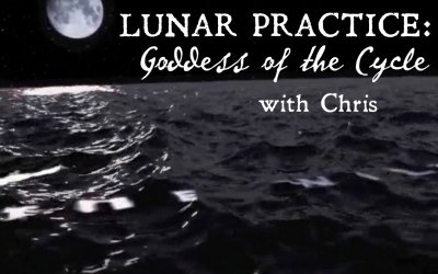 Lunar Practice: Goddess of the Cycle