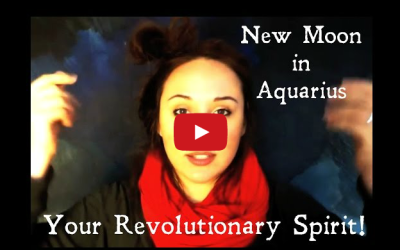 New Moon in Aquarius: Your Revolutionary Spirit!