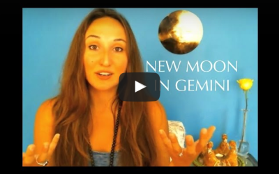 New Moon in Gemini: Living the Questions