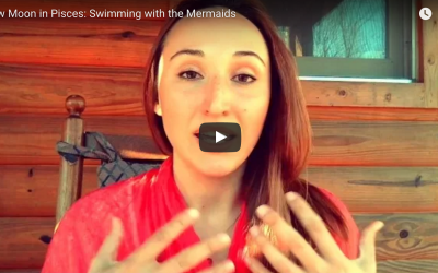 Swimming with the Mermaids: New Moon in Pisces