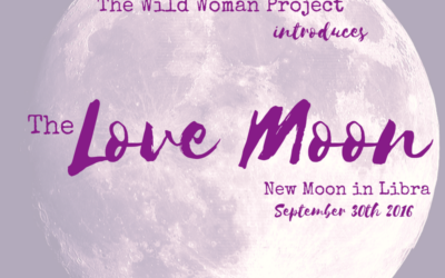The Love Moon: Tools & Inspiration for the New Moon in Libra