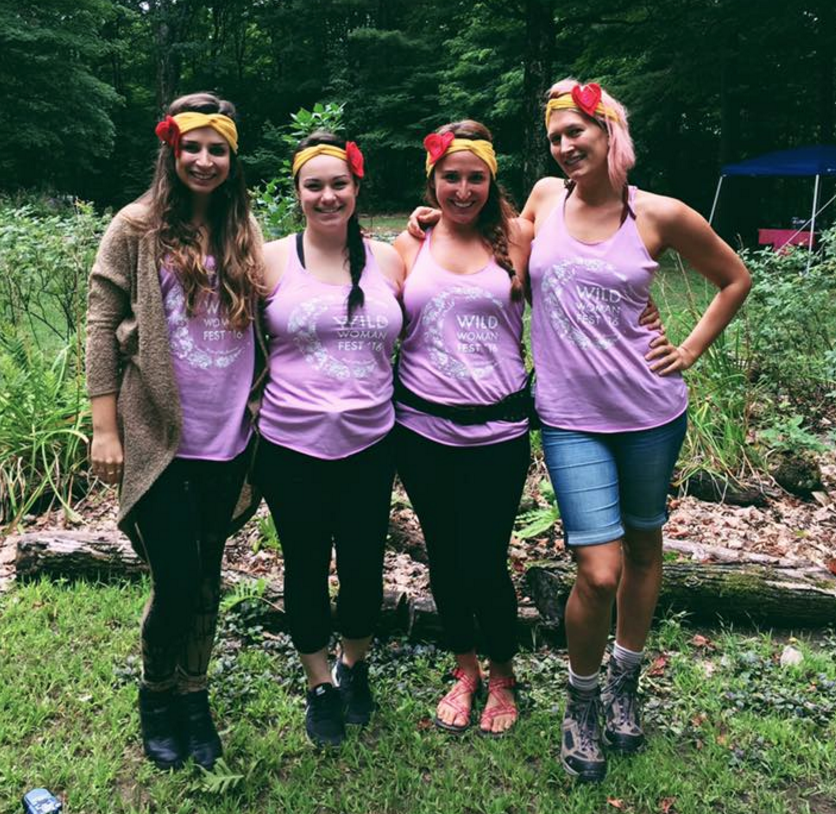 Love Crew at Wild Woman Fest