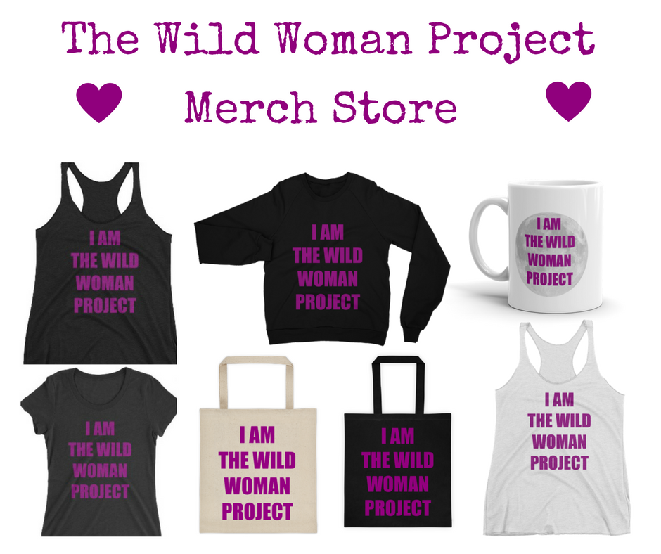 The Wild Woman Project Store